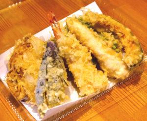 天ぷら盛合せ2021トリミング
